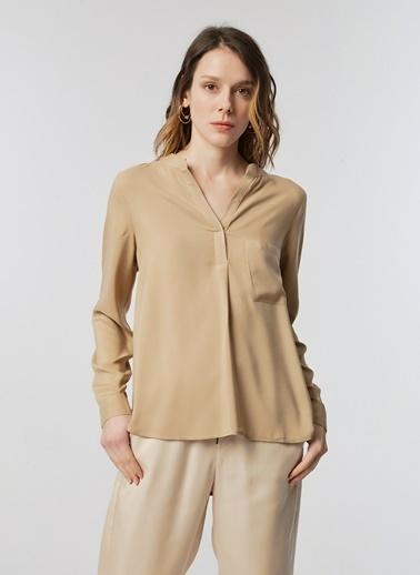 Monamoda Gömlek Camel